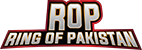 ROP Wrestling in Pakistan Logo